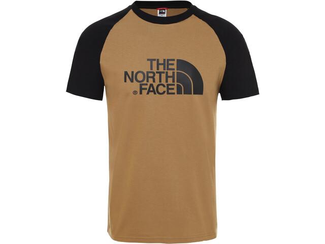 The North Face Raglan Easy T-shirt Homme, british khaki